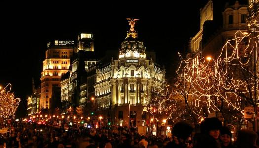 VUELVE A MADRID POR NAVIDAD