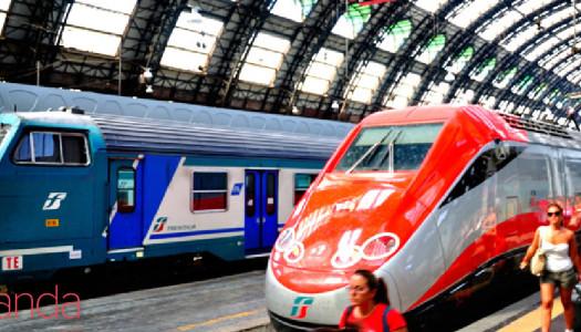 Aviso: ¡estás perdiendo dinero al no viajar en tren!