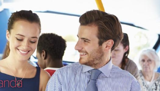 11 maneras en las que podrías encontrar el amor de tu vida viajando en tren