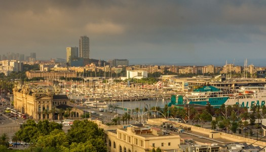 Barcelona, el clima perfecto para los turistas!